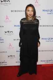 Jeannie Mai – BCBG Make-A-Wish Fashion Show in Los Angeles 8/24/2016