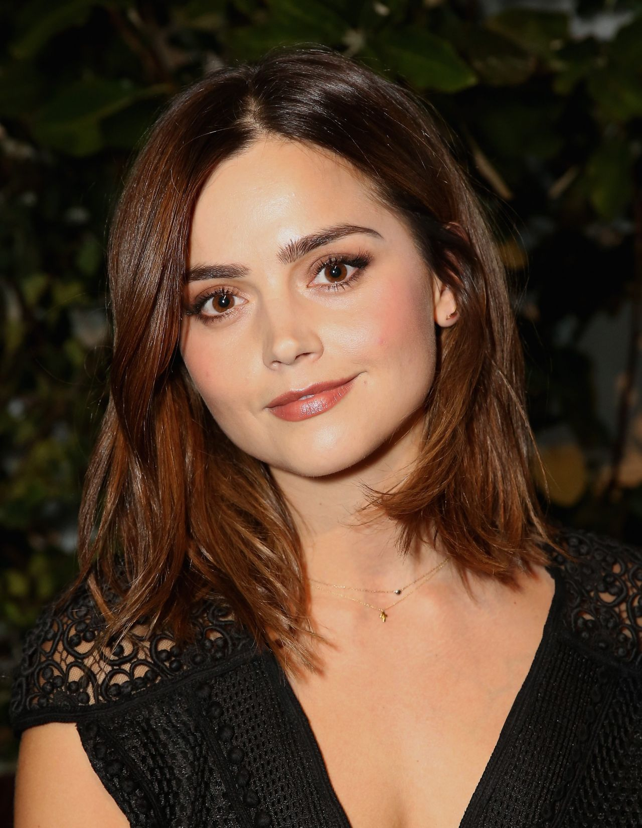 Jenna-Louise Coleman - My Burberry Black Launch Event in