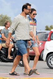 Jennifer Connelly - Ibiza 8/16/2016