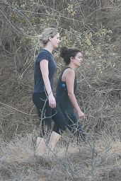 Jennifer Lawrence - Hiking in Los Angeles 8/28/2016