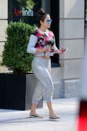 Jennifer Lopez Casual Style - New York 8/15/2016