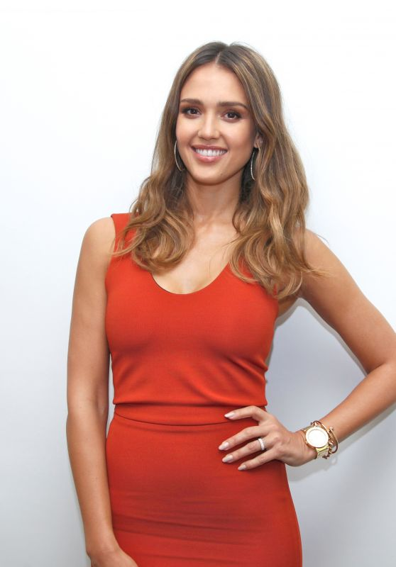 Jessica Alba – Mechanic Resurrection Portaits, Los Angeles 8/19/2016