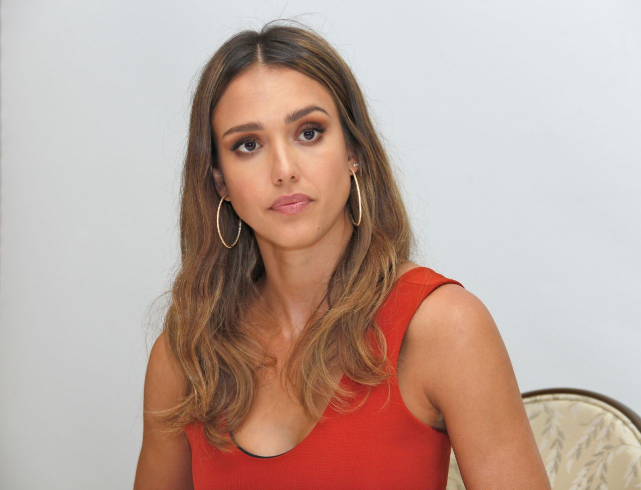 Jessica Alba – 'Mechanic Resurrection' Press Conference in Los ...