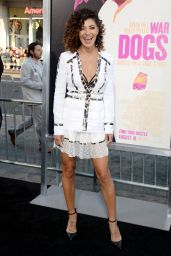 Jessica Szohr – Warner Bros. Pictures 'War Dogs' Premiere in Hollywood
