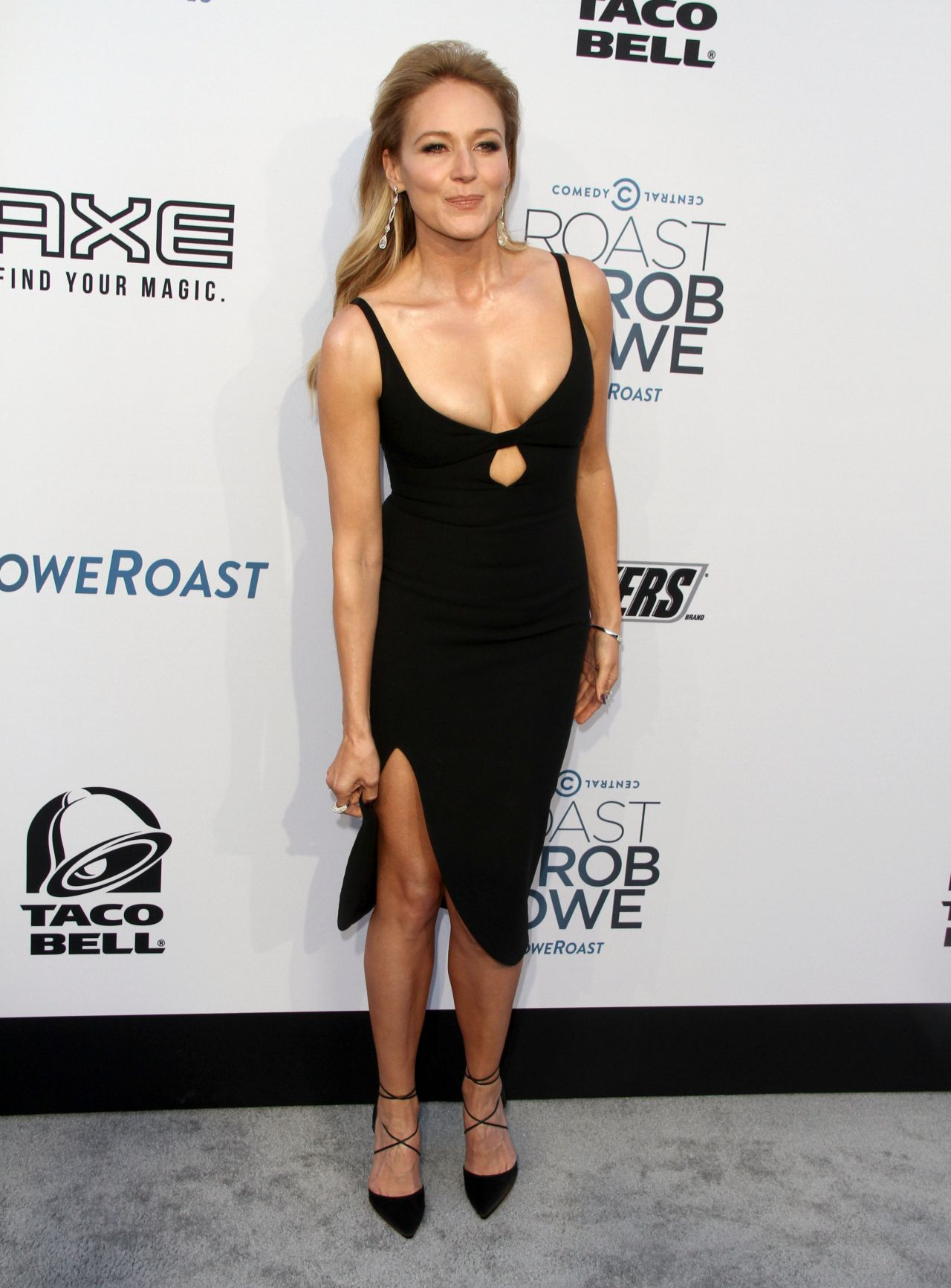 Jewel Comedy Central Roast Of Rob Lowe In Los Angeles