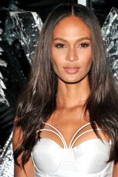 Joan Smalls – Opening of W Dubai at The Glasshouses in New York City 8/17/2016