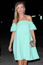 Joanna Krupa at The Nice Guy in Los Angeles 8/18/2016