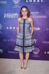 Joey King – Variety's 'Power of Young Hollywood' Event in LA 8/16/2016