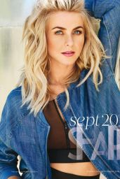 Julianne Hough - Shape Magazine September 2016 Issue and Photos