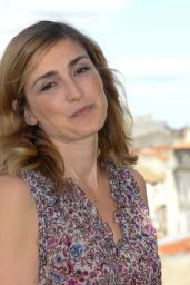 Julie Gayet - Angouleme Film Festival 2016 in Angouleme, France 8/28/2016