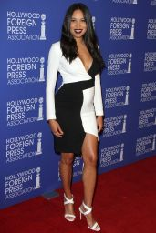 Jurnee Smollett-Bell – Hollywood Foreign Press Association's Grants Banquet in Hollywood, CA 8/4/2016