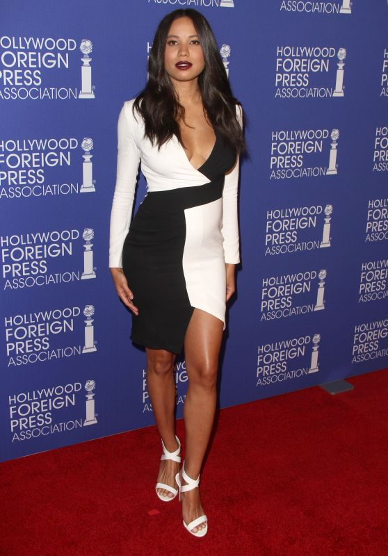 Jurnee Smollett-Bell – Hollywood Foreign Press Association's Grants Banquet in Hollywood, CA 8/4/2016