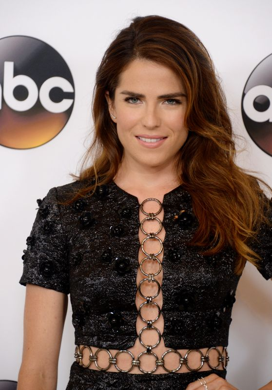 Karla Souza – Disney ABC Television Group Hosts TCA Summer Press Tour 8/4/2016