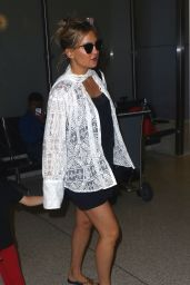 Kate Hudson at LAX Airport in Los Angeles 8/20/2016
