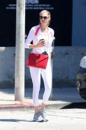Kate Upton Street Style - West Hollywood 08/19/2016