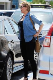 Katherine Heigl - Out in Los Feliz, August 2016
