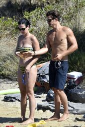 Katy Perry Bikini Photos - Beach in Italy 8/3/2016