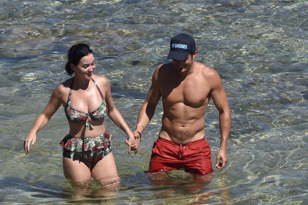Katy Perry Nude Beach