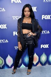 Keke Palmer – Fox 2016 Summer TCA All-Star Party in West Hollywood 8/8/2016