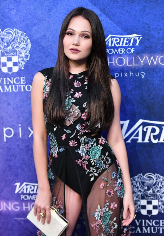 Kelli Berglund – Variety's 'Power of Young Hollywood' Event in LA 8/16/2016