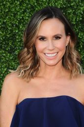 Keltie Knight – CBS, CW and Showtime Summer TCA Press Tour in West Hollywood 8/10/2016