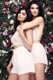 Kendall and Kylie Jenner - PacSun