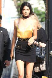 Kendall Jenner Arrives at