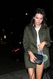 Kendall Jenner Arriving at The Nice Guy in West Hollywood, CA 8/26/2016