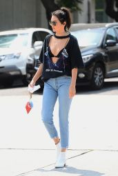 Kendall Jenner  Urban Style - Out in Beverly Hills, CA 8/25/2016