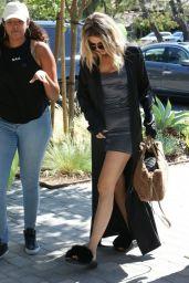 Khloe Kardashian at a Studio in LA, August 2016