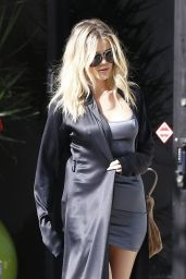 Khloe Kardashian at a Studio in LA, August 2016
