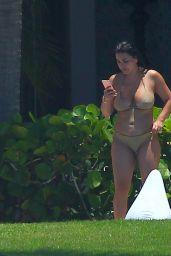 Kim Kardashian Bkini Candids - Punta Mita México 8/20/2016