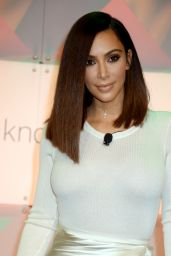 Kim Kardashian - #BlogHer16 Experts Among Us Conference at L.A. LIVE in Los Angeles 8/5/2016