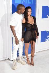 Kim Kardashian – MTV Video Music Awards 2016 in New York City 8/28/2016