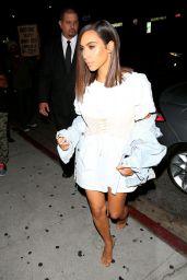Kim Kardashian Night Out - Los Angeles 8/1/2016