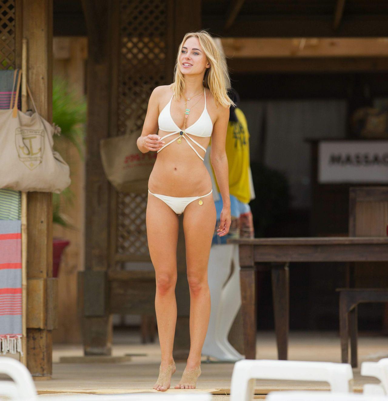 Kimberley Garner Hot in Bikini in St Tropez, France ...