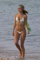 Kimberley Garner Hot in Bikini in St Tropez, France, August 2016