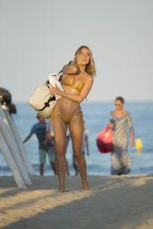 Kimberley Garner in Bikini in St Tropez 8/10/2016