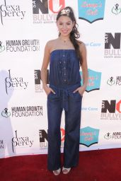Kira Kosarin - Say NO Bullying Festival in Los Angeles, CA 8/13/2016