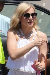 Kristen Bell - InStyle Jennifer Klein
