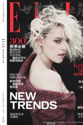 Kristen Stewart - ELLE Magazine China September 2016