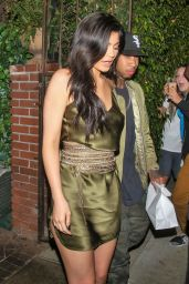 Kylie Jenner at Il Cielo Restaurant in Los Angeles  8/1/2016