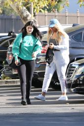 Kylie Jenner in Calabasas 8/6/2016