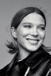 Léa Seydoux - Dazed Magazine Fall 2016