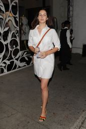 Lana Del Rey - Bosco Sodi Art Opening in Los Angeles, August 2016
