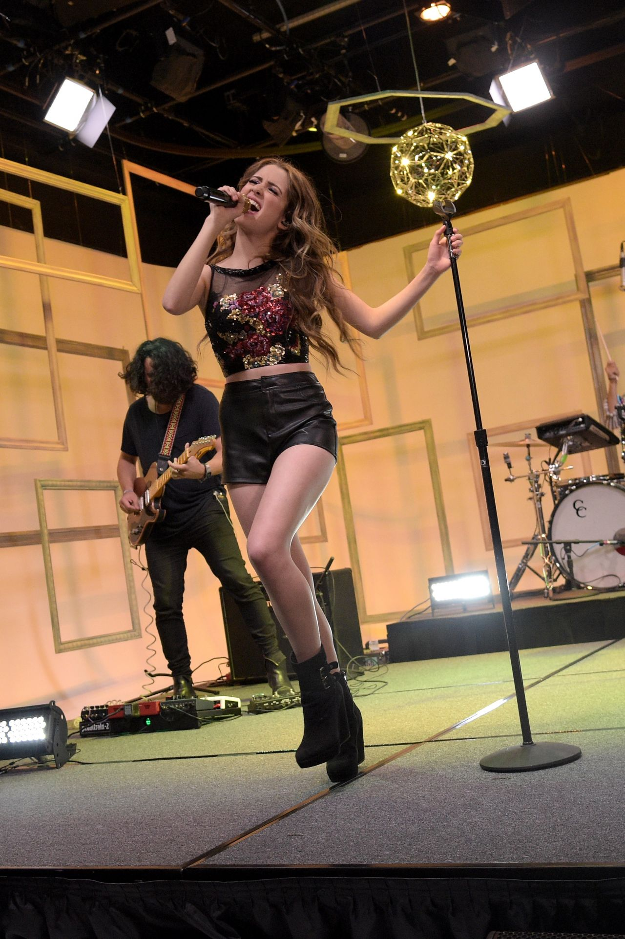 Laura Marano - 'People Now' Concert Series Presented by ...