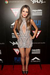 Laura Marano - Republic Records and Guess VMA 2016 After Party at Vandal with Cocktails by Ciroc, NYC
