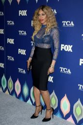 Laverne Cox – Fox 2016 Summer TCA All-Star Party in West Hollywood 8/8/2016