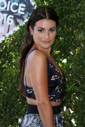 Lea Michele – Teen Choice Awards 2016 in Inglewood, CA