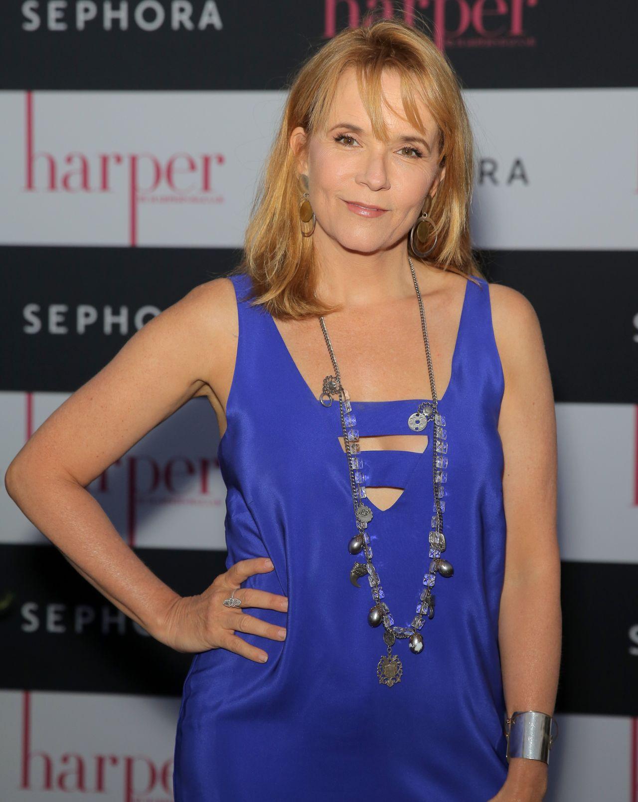 Lea Thompson Harper By Harper S Bazaar September Issue